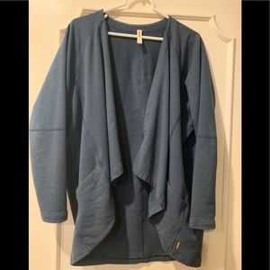 Lucy Open Cardigan